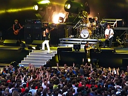 Queen & Paul Rodgers 2005