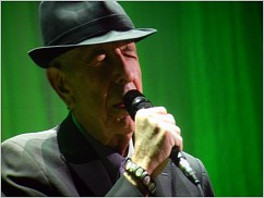 Leonard Cohen – World Tour 2013